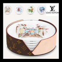 ■Louis Vuitton■プレートセット セット4 アシェット
