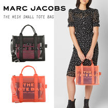 MarcJacobs マーク THE MESH SMALL TOTE BAG【送料0/国内即発】