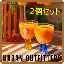 【Urban Outfitters 】Isla Daisy Goblet 2個セット