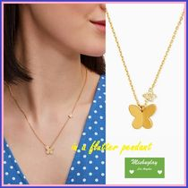 【kate spade】再販★蝶々♪ in a flutter pendant ★ネックレス
