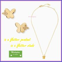 【kate spade】再販★ in a flutter ★ネックレス+ピアス★