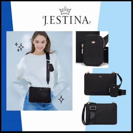 ☆送料無料☆ J.ESTINA SALVIA JOY SM CROSS BAG ☆
