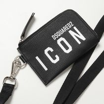 DSQUARED2 コイン&カードケース POW0023 25103905 Icon Pouch