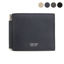TOM FORD(トムフォード) 折りたたみ財布 TOM FORD マネークリップ T LINE MONEY CLIP WALLET Y0231T CP9
