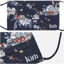 [Kith] Tapestry Floral Washable Face Mask (送料関税込み)