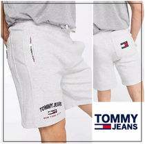 UK発★TOMMY JEANS TIMELESS LOGO  ハーフパンツ