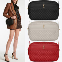 WSL1958 VICTOIRE CAMERA BAG IN QUILTED LAMBSKIN