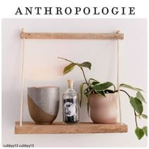 Urban Outfitters Asher Rope Hanging Wall Shelf【シンプル】
