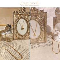 【just LoveR.】Jeanne Layered Necklace Set