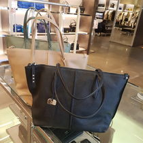 TOD'S [トッズ]SHOPPING ZIP FODERATE MEDIA ジップトートバック