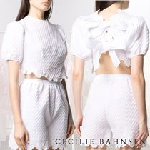 「SALE★21SS」★CECILIE BAHNSEN★クロップド トップ