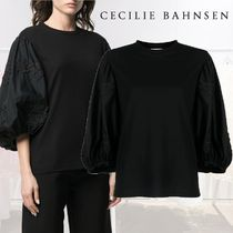 「SALE★21SS」★CECILIE BAHNSEN★パフスリーブ トップ