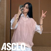 ASCLO Perfect Over Cotton Short Sleeve Shirt (5color)