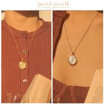 【just LoveR.】Amour Coin Necklace