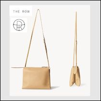 【The Row】 Nu Twin leather バック ★ライトブラウン♪