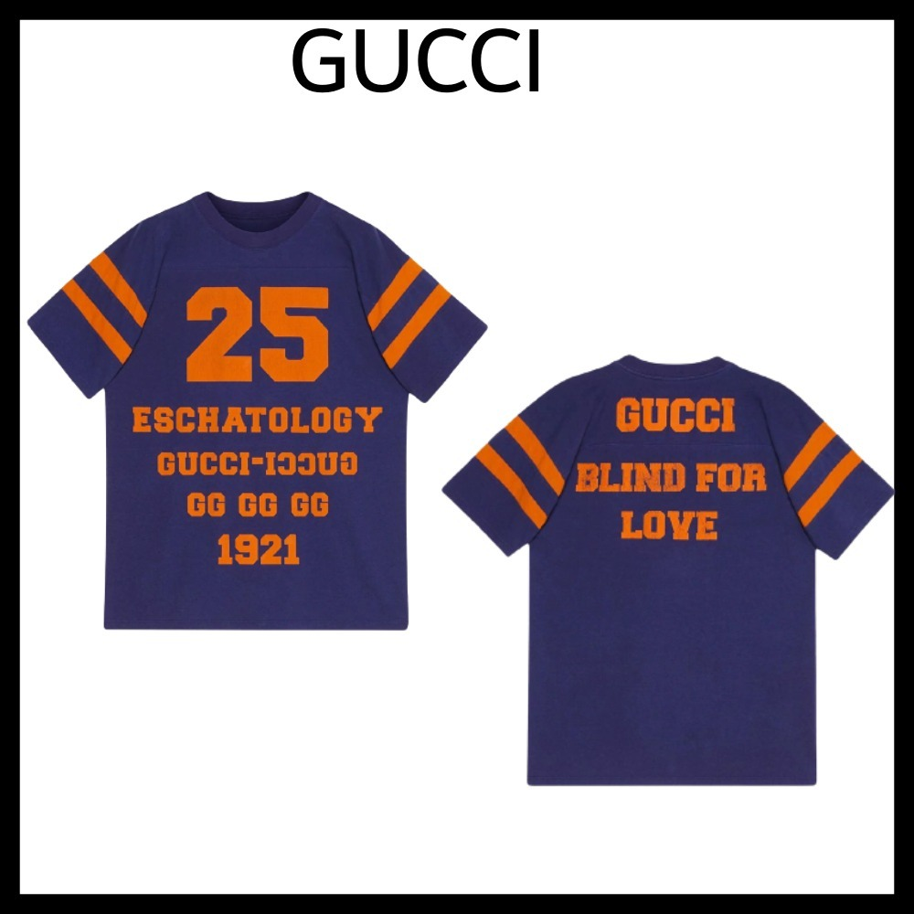 【GUCCI】★21SS・関税込み★25 Gucci Eschatology Tシャツ (GUCCI/Tシャツ・カットソー) 69144384