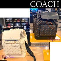 COACH◇Turner Backpack Horse & Carriage C4135 在庫確認下さい