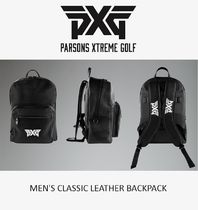 COOL*PXG MEN'S CLASSIC LEATHER BACKPACK バックパック