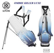 """G FORE(ジーフォア) キャディーバッグ・ケース 【G/FORE】レアなカラーリング""""OMBRE KILLER LUXE"""" ゴルフバッグ"""