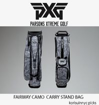 COOLなゴルフアイテム*PXG * FAIRWAY CAMO CARRY STAND BAG
