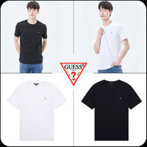 [GUESS]★Men's Cooling 2 Pack Round Basic T-shirt