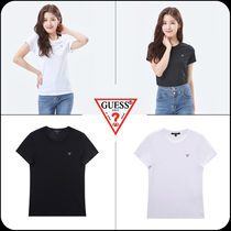 [GUESS]★Women's Cooling 2 Pack Round Basic T-shirt