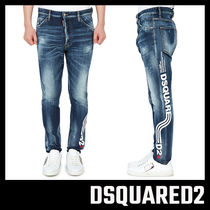 【D SQUARED2】 RELAX LONG CROTCH JEAN ディースクエアード