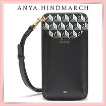 ANYA HINDMARCH☆ I AM A Plastic Bag Phone Pouch on Strap
