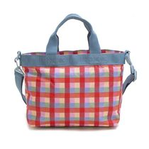 LeSportsac トートバッグ 3641 F910 MEADOW CHECK