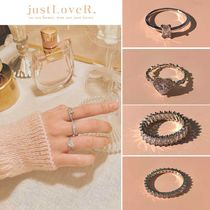 【just LoveR.】Valentie Ring Set (Type A Type B)