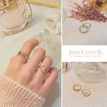 【just LoveR.】Amour Love Ring Set