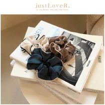 【just LoveR.】It Was Love Scrunchies