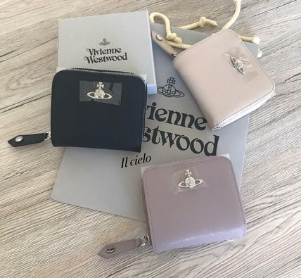 【Vivienne Westwood】関税/送料込☆2つ折りSAFFIANO Wallet *