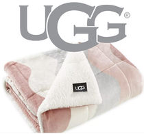 ★UGG★日本未発売 Avery Quilted Throw Blanket ブランケット