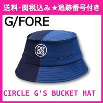 G FORE(ジーフォア) ハット 【G/FORE】☆CIRCLE G'S BUCKET HAT☆メンズハット