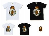 A BATHING APE(アベイシングエイプ) Tシャツ・カットソー 【A BATHING APE】1ST CAMO MILO ON BUSY WORKS TEE 要在庫確認