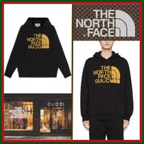 21SS◇限定コラボ◇The North Face x Gucci◇Cotton Hoodie