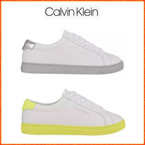 Calvin Klein ★ Women's Gules Lace-Up Sneakers