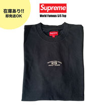 21SS WEEK 7★Supreme★World Famous S/S Top Tシャツ