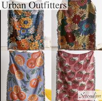 ◎Urban Outfitters◎Woven Blanket 花柄 ブランケット スロー