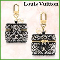 LOUIS VUITTON♠AirpodsPro収納可!ポルトクレヴァニティー