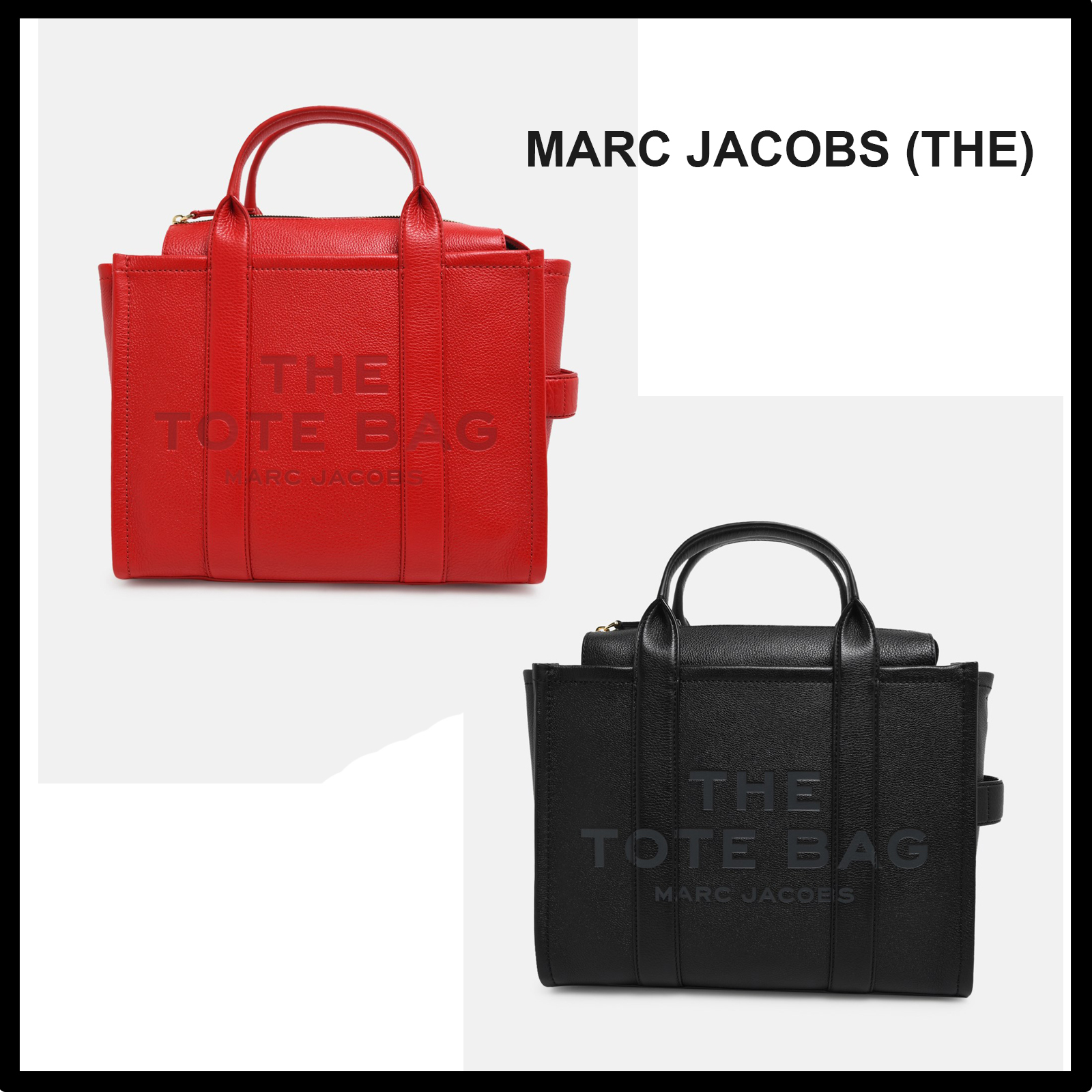 MARC JACOBS (THE) ★ 小さな赤いトラベラーバッグ (MARC JACOBS/バッグ・カバンその他) H004L01PF21 617