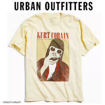 Urban Outfitters(アーバンアウトフィッターズ) Tシャツ・カットソー 【Urban Outfitters × Kurt Cobain】人気コラボ Tシャツ