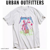 Urban Outfitters(アーバンアウトフィッターズ) Tシャツ・カットソー 【Urban Outfitters ×Metallica 】人気コラボ Tシャツ