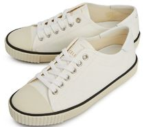 CELINE★BLANK low top lace up sneakers 白【関税込EMS謝恩品】