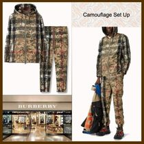 21SS◆LXストリート◆BURBERRY◆Camouflage Set Up