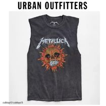 Urban Outfitters(アーバンアウトフィッターズ) Tシャツ・カットソー 【Urban Outfitters × Metallica】人気コラボ Tシャツ
