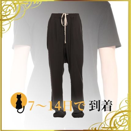 SEAL◆RICK OWENS Casual trouser