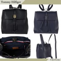 Tommy Hilfiger Marie フラップバックパック 2色 送料込み