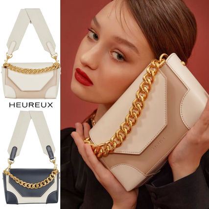 HEUREUX BY STELLA Le Fanny Luxeクロスバッグ送料無料全2色